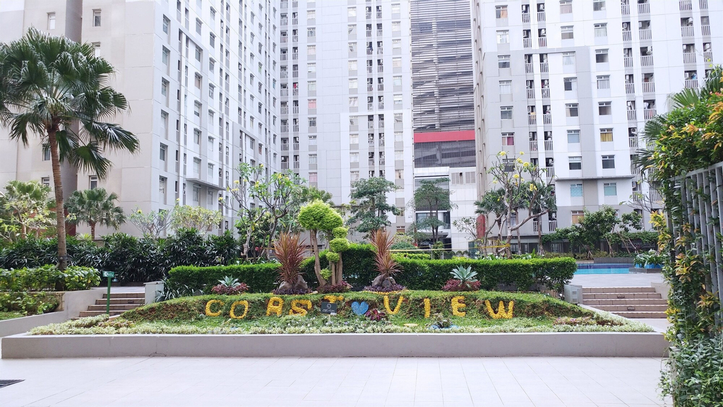 Clean 2BR Green Bay Pluit Apartment, North Jakarta