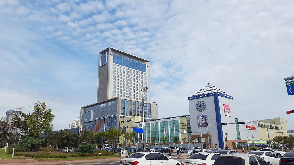 The November Stay in Songdo Honestar, Yeonsu