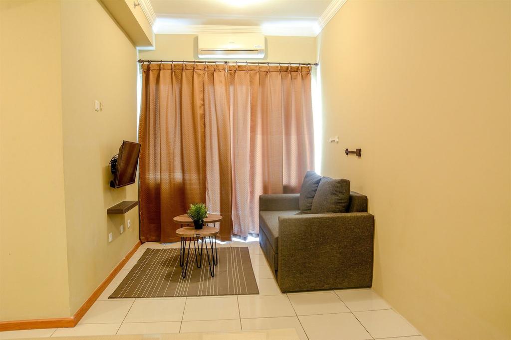 Best of the Best 3BR Apartment Grand Palace/Pallazo Kemayoran, Jakarta Pusat