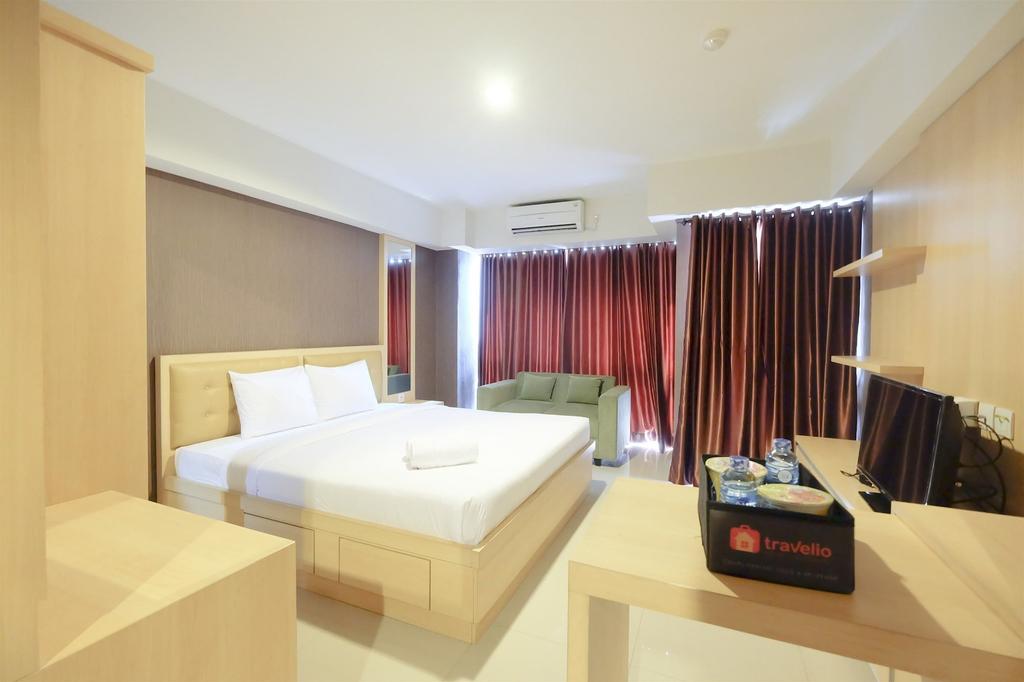 Comfortable and Modern Studio Apartment near Cawang and MT Haryono, South Jakarta
