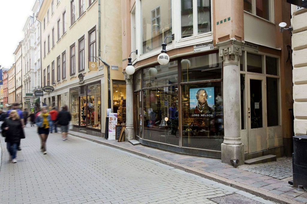 Lord Nelson Hotel, Stockholm