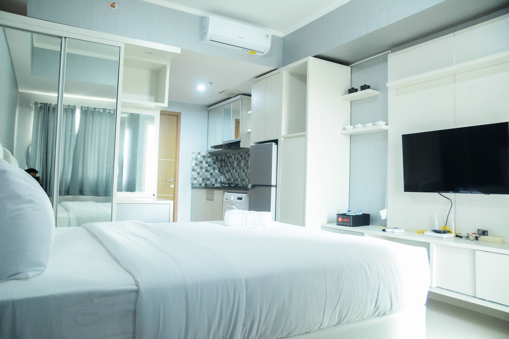 New Furnished Studio Room The Oasis Apartment, Cikarang