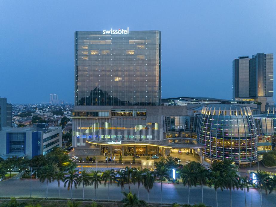 Swissôtel Jakarta PIK Avenue, North Jakarta