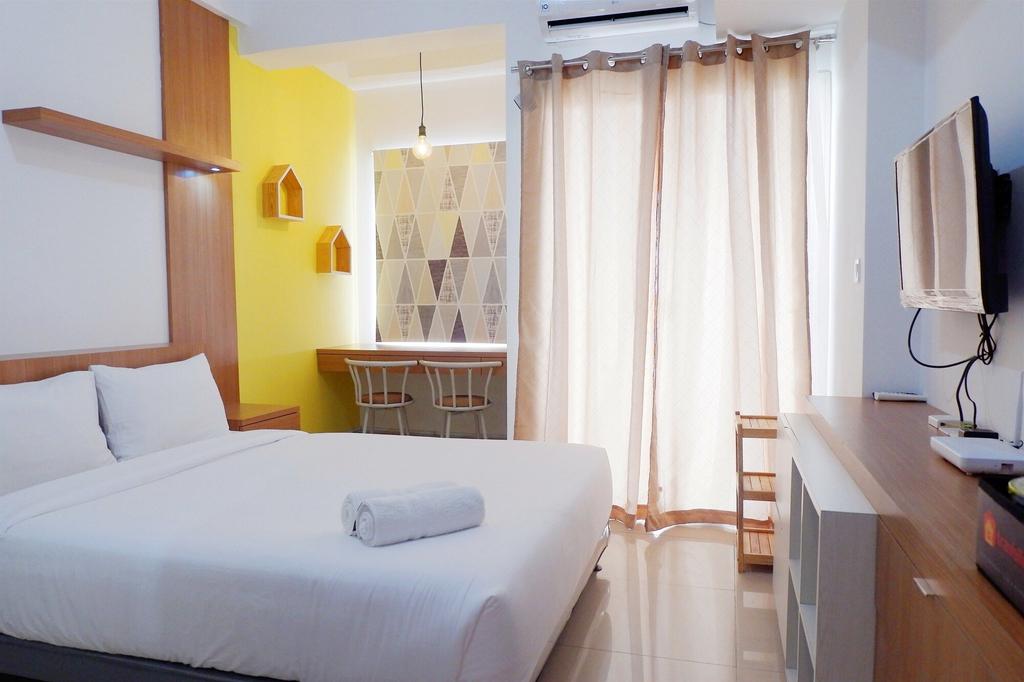 Brand New Studio Room The Nest Apartment, Tangerang