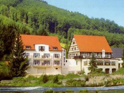 Hotel-Gasthof Neumuhle, Sigmaringen