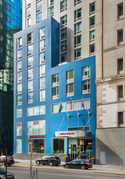 Hilton Garden Inn NYC Financial Center/Manhattan Downtown, New York