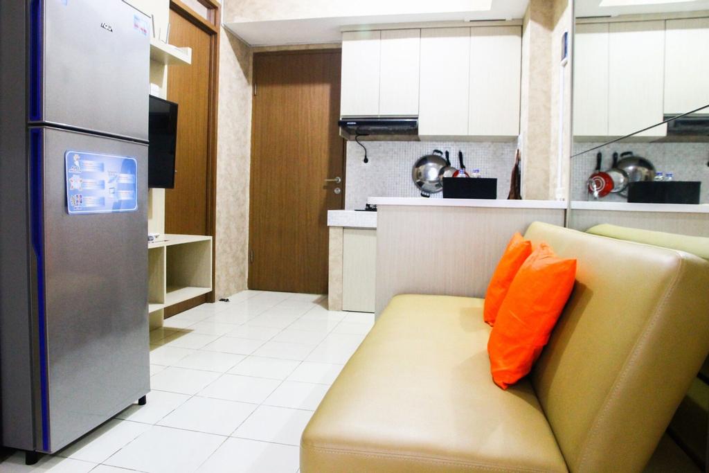 Cozy 2BR Green Park View Apartment near Daan Mogot, Jakarta Barat