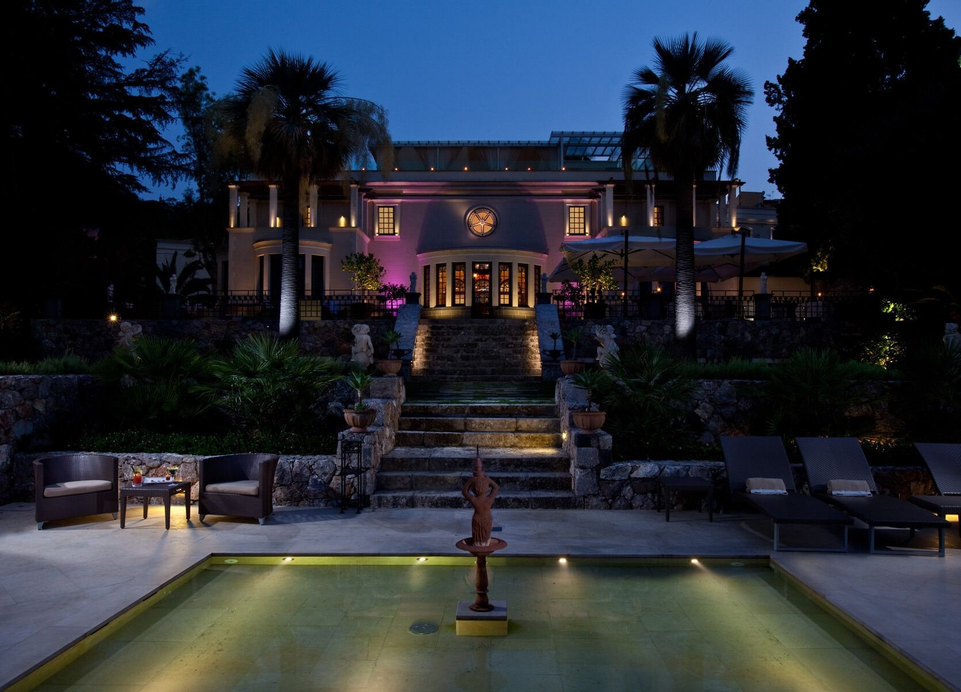 The Ashbee Hotel, Messina