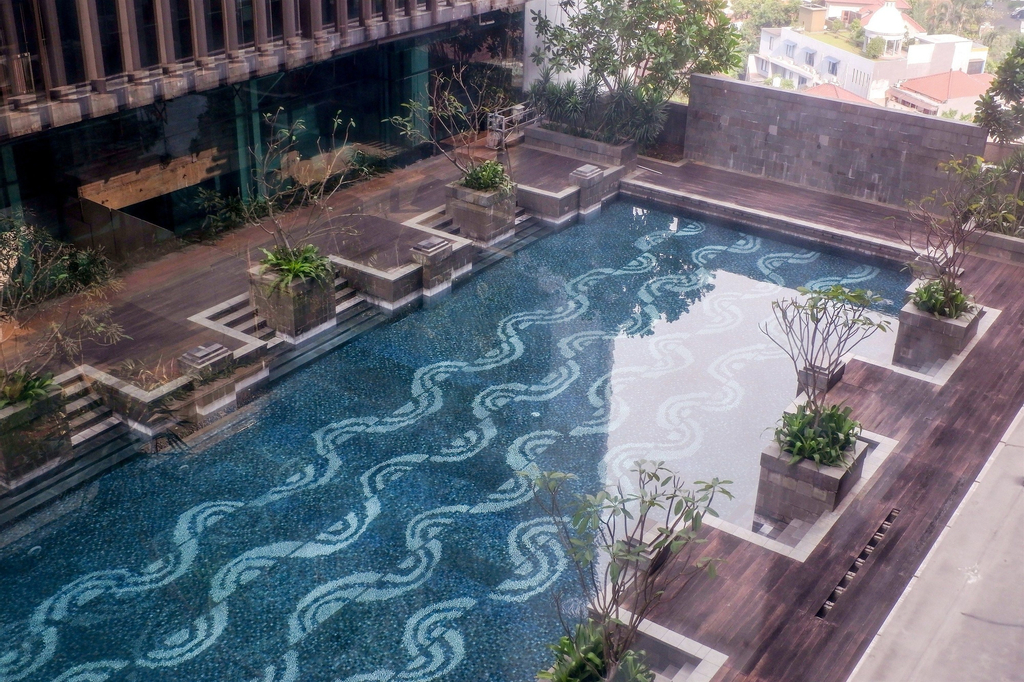 Luxurious Furnished 2BR Kemang Village Apartment, Jakarta Selatan