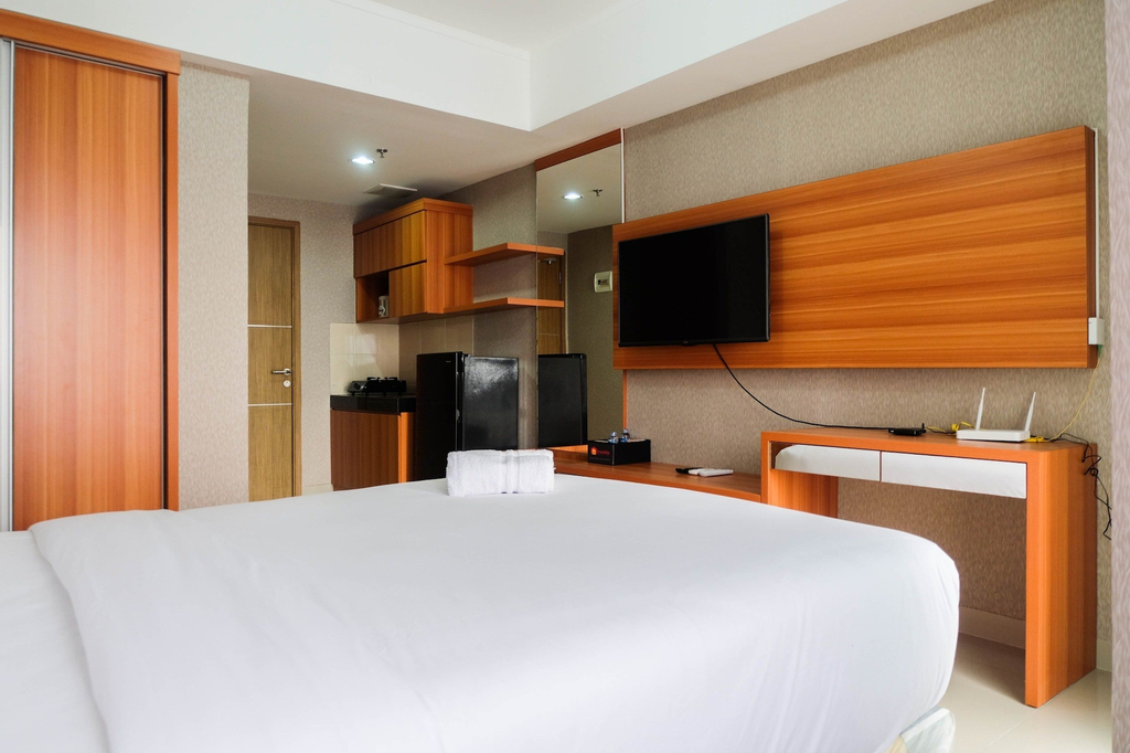 Cozy Studio The Oasis Mahogany Apartment, Cikarang