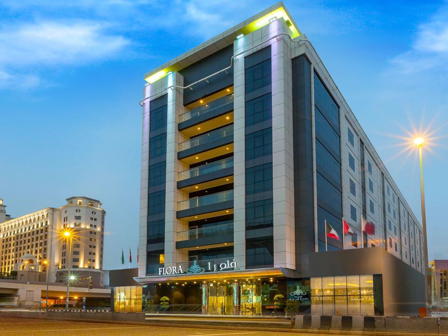 Flora Al Barsha Hotel,