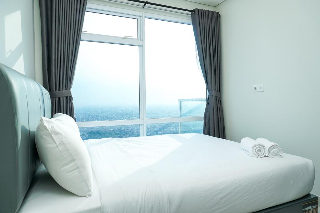 Best Location 1BR Puri Mansion Apartment, Jakarta Barat