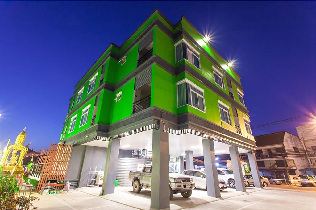 Tonkok Hotel, Muang Chiang Rai
