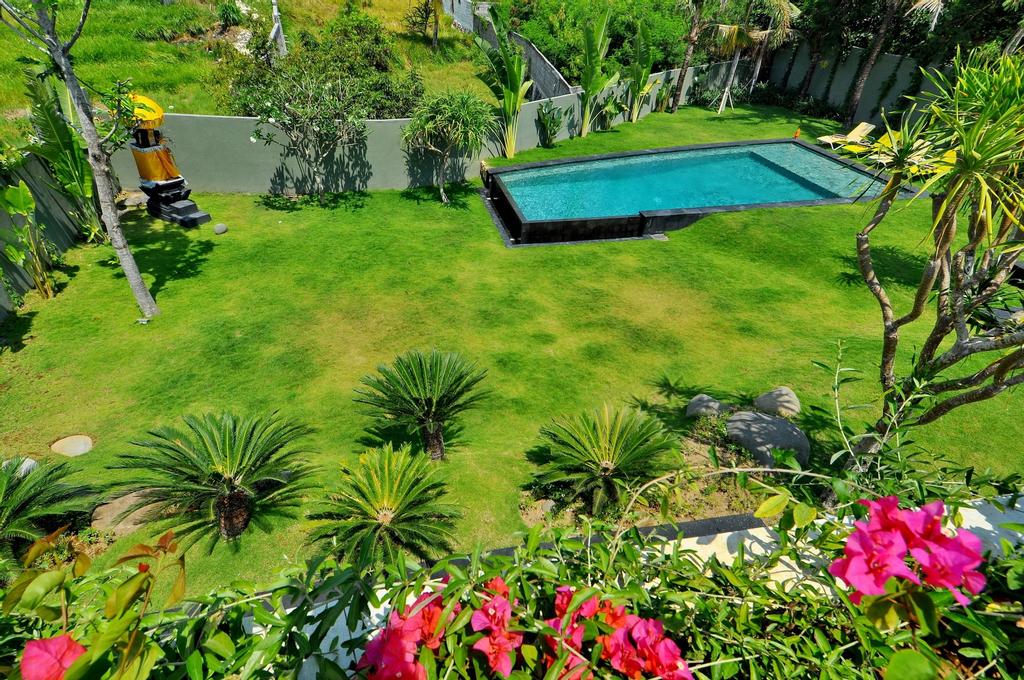 Majestic 5BR Villa Del Boca, Badung
