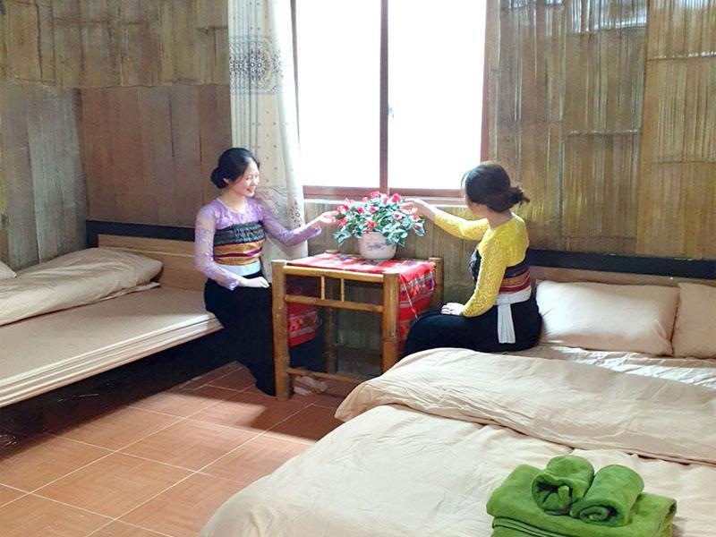 Homestay Thao Ly, Mai Châu