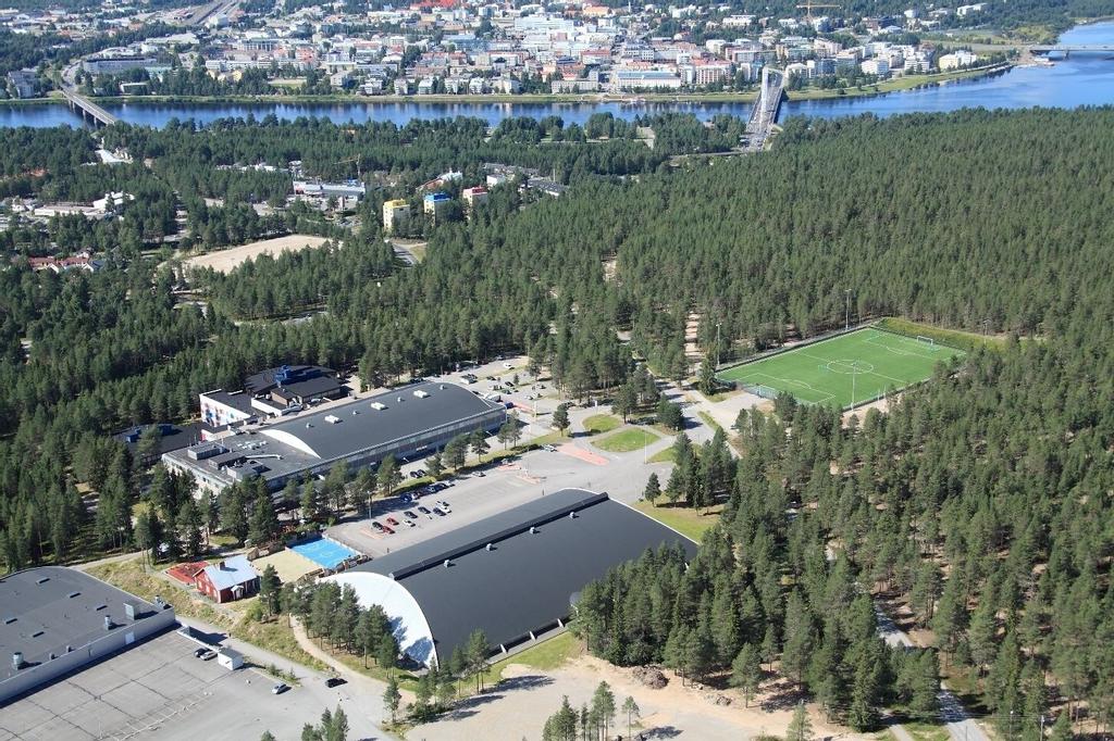 Santasport Resort, Lapland
