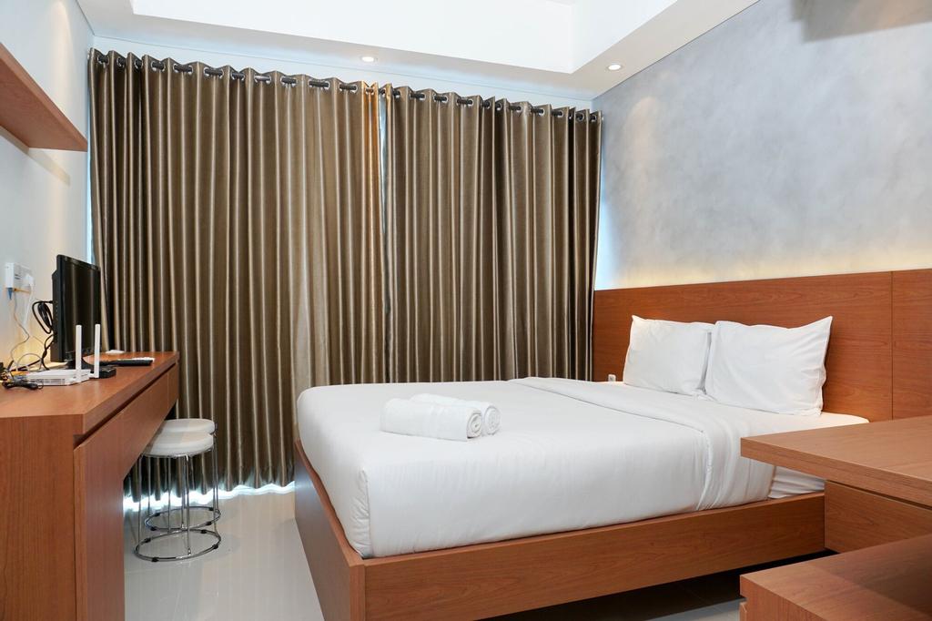 Relaxing Studio Puri Mansion Apartment, Jakarta Barat