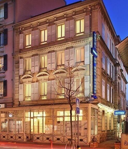 Hotel du Boulevard, Lausanne