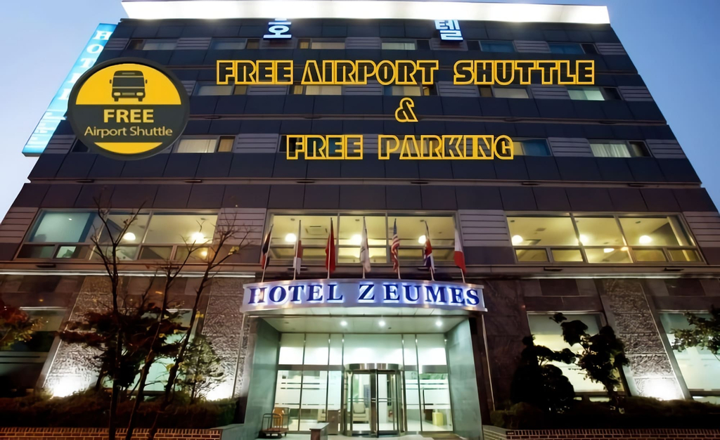 Incheon Airport Hotel Zeumes, Jung