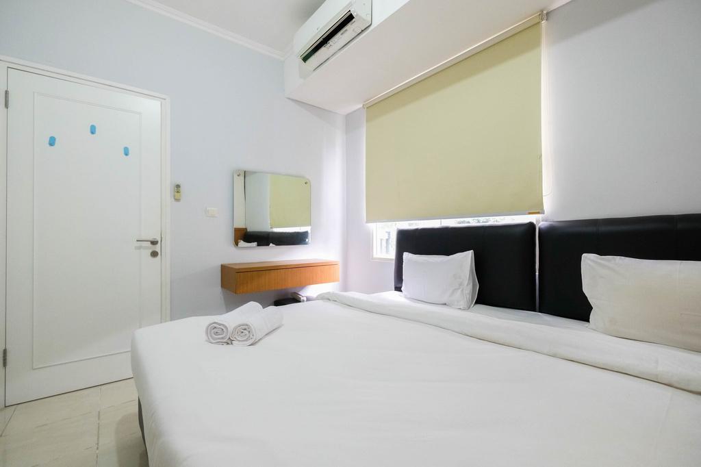 2BR Apartment at Silkwood Residence near Gading Serpong, Tangerang