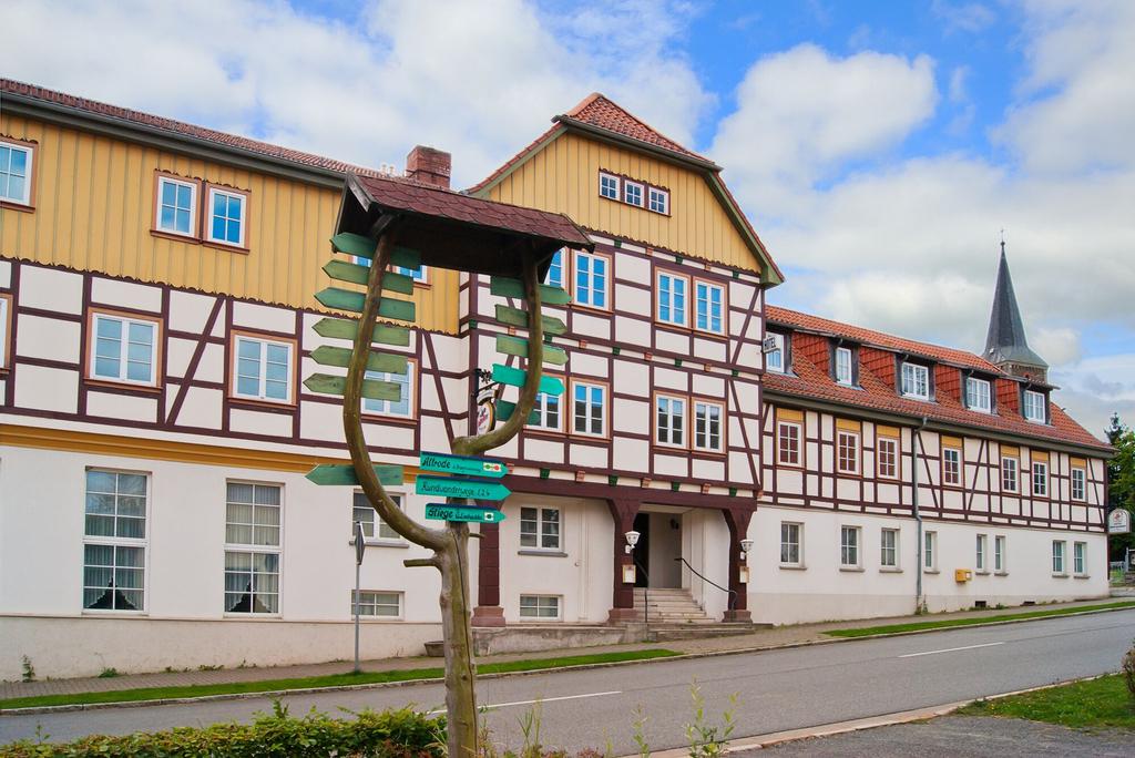Harzhotel Güntersberge, Harz