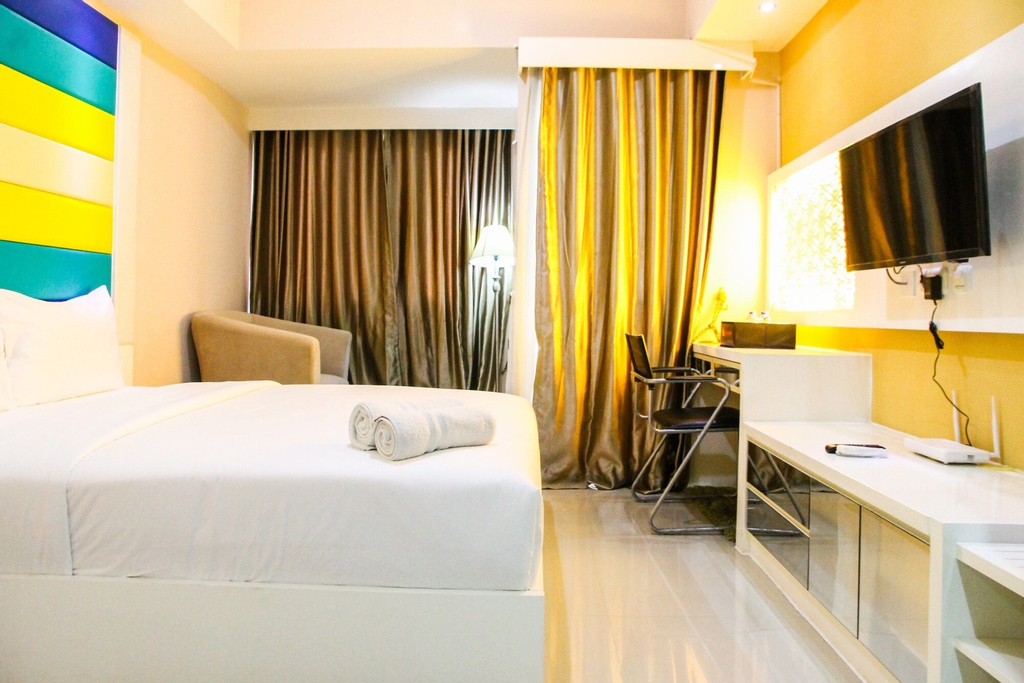 Studio The Oasis Apartment near OMNI Hospital Cikarang, Cikarang