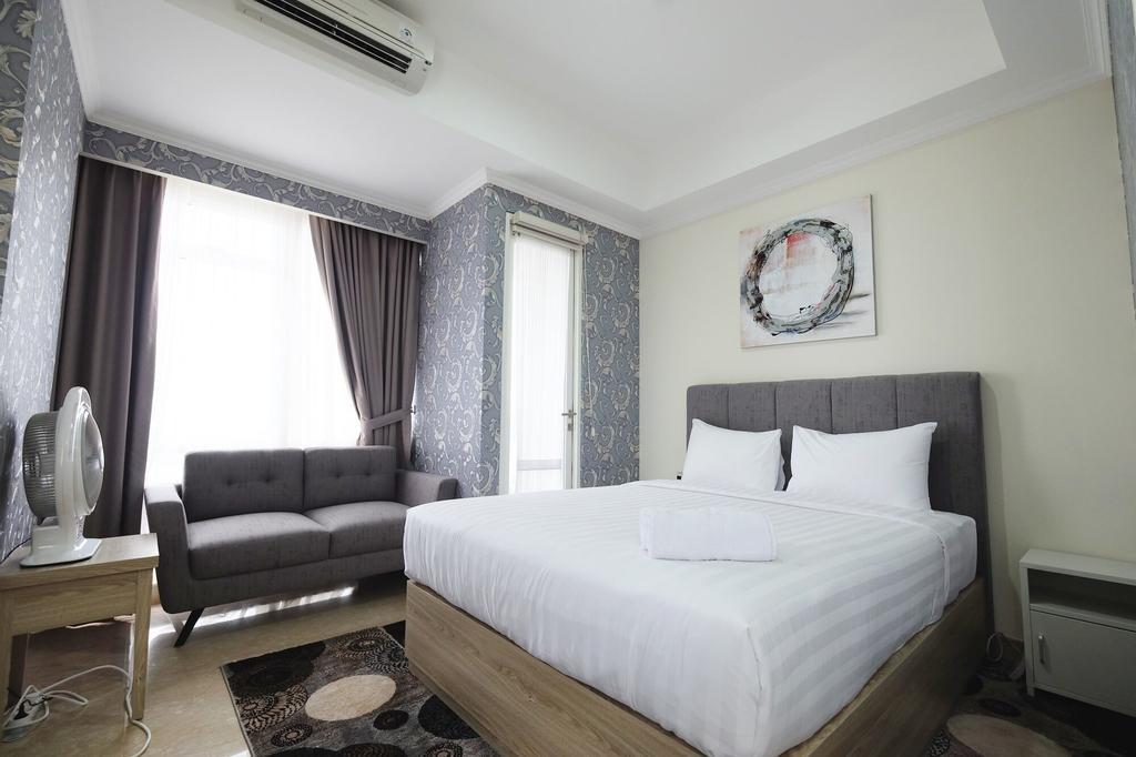 Big Studio Menteng Park Apartment, Jakarta Pusat