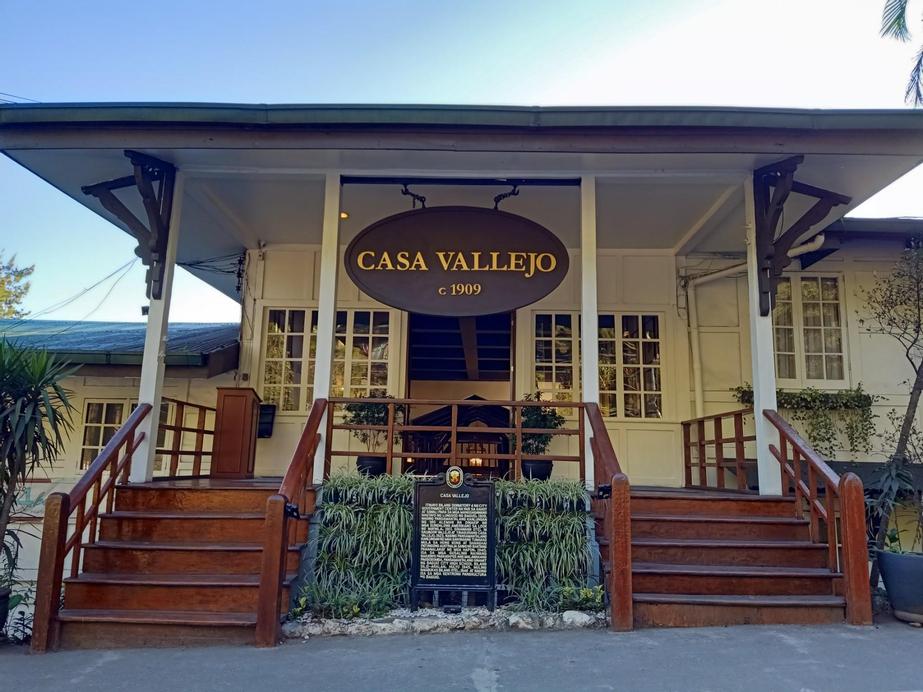 Casa Vallejo, Baguio City