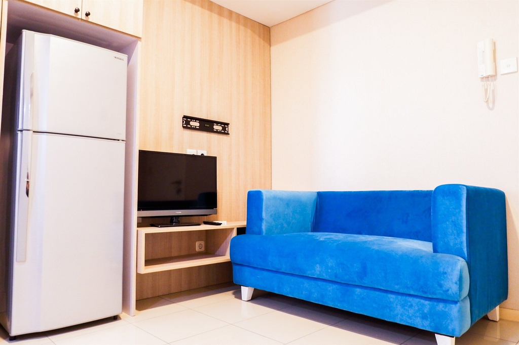 2BR New Furnished Green Lake Sunter Apartment near Kelapa Gading, North Jakarta