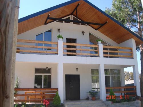 Holiday home on Lapstinskaya 17, Gagra