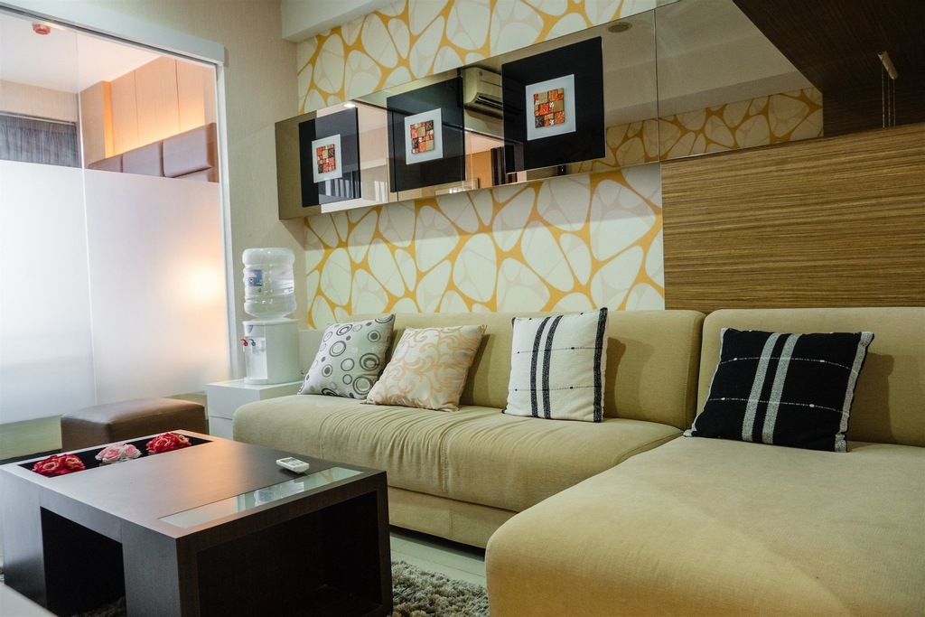 Luxurious 1BR At Dago Suites Apartment, Bandung