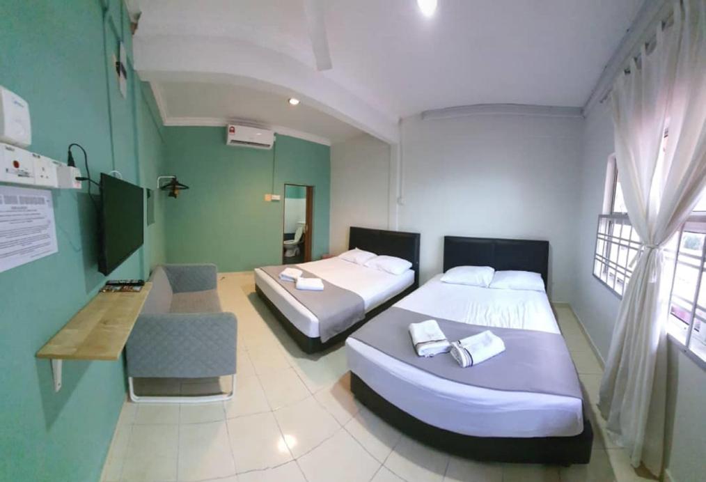 OYO 90116 Fbs Inn Hotel, Dungun