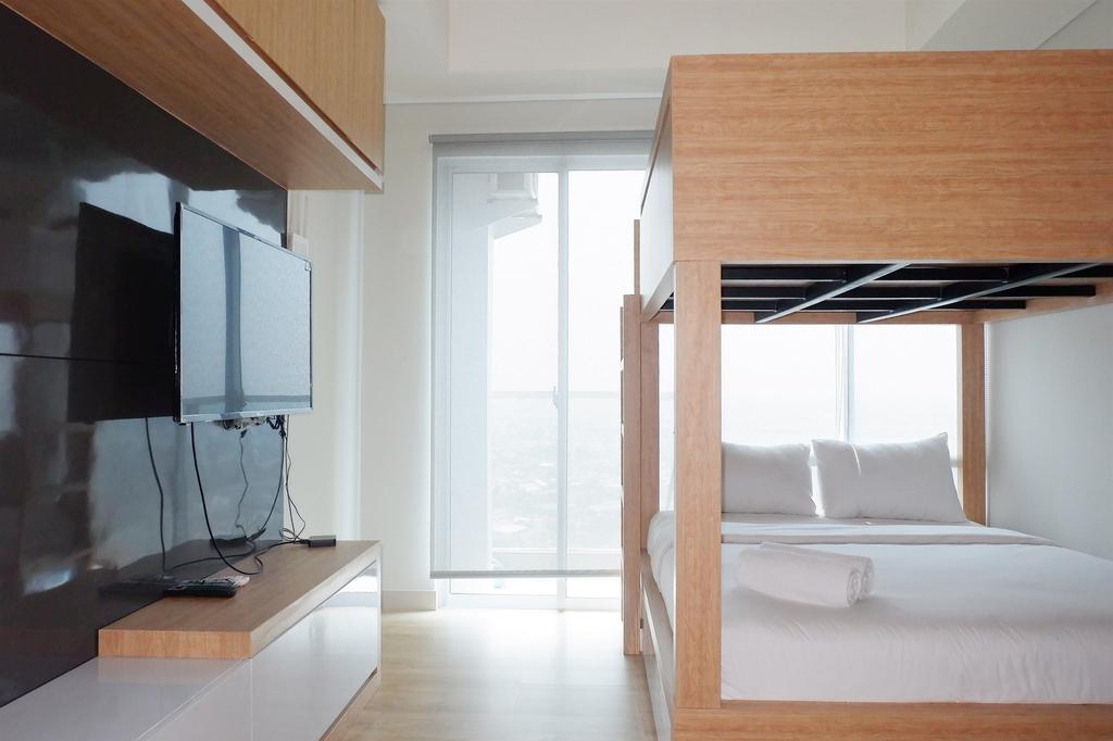 Exclusive and Strategic Studio Puri Mansion Apartment, Jakarta Barat