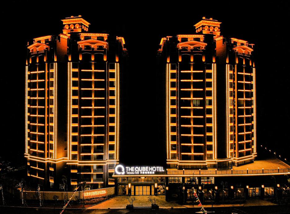 The QUBE Hotel & Suite Vientiane, Sisattanak