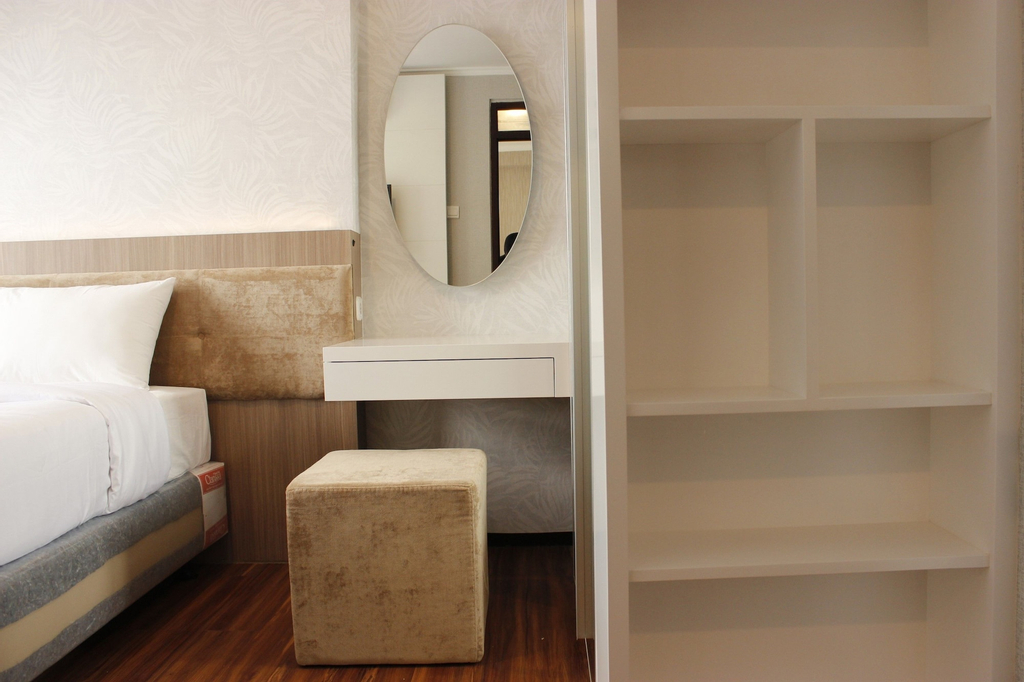 Classic 2BR Apartment At Gateway Pasteur near Exit Toll, Cimahi