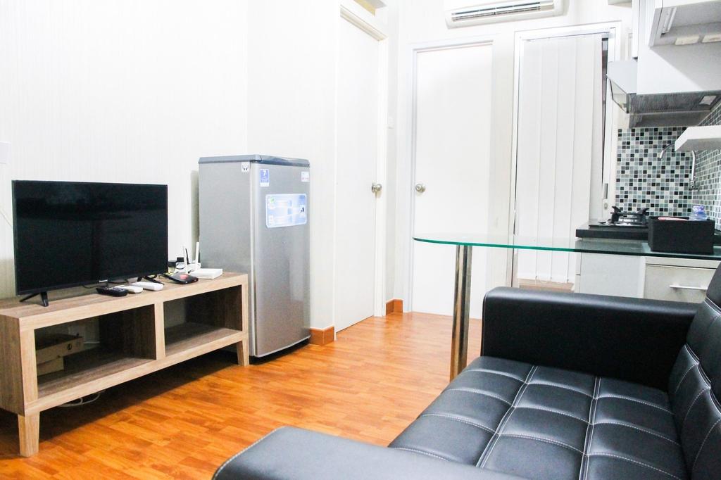 Full Parquet 2BR Kalibata City Apartment, Jakarta Selatan