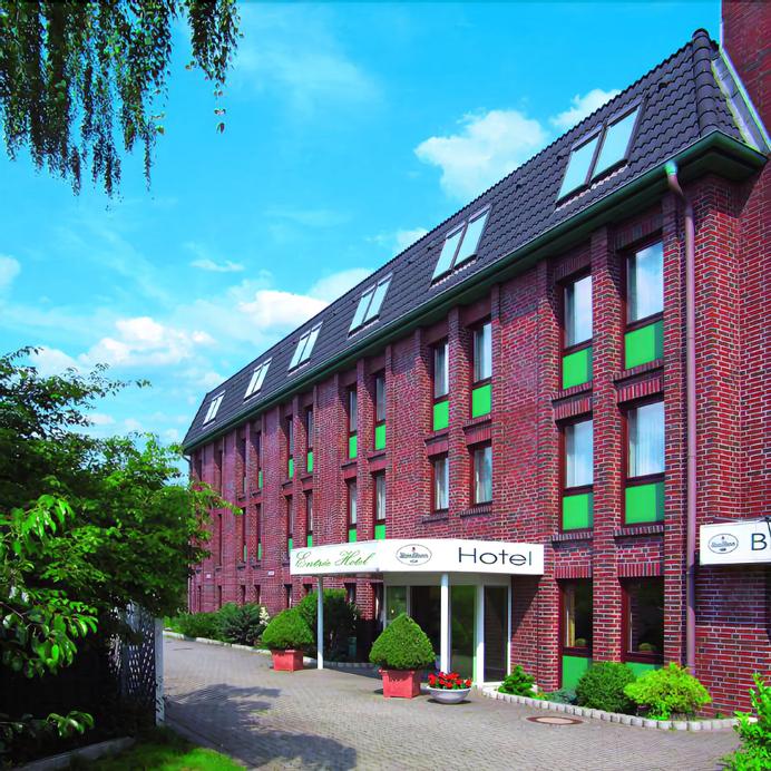 Entrée Hotel Glinde, Stormarn