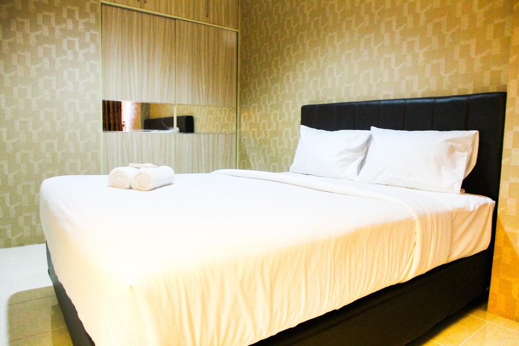 Comfortable 1BR Apartment Silkwood Residences, Tangerang