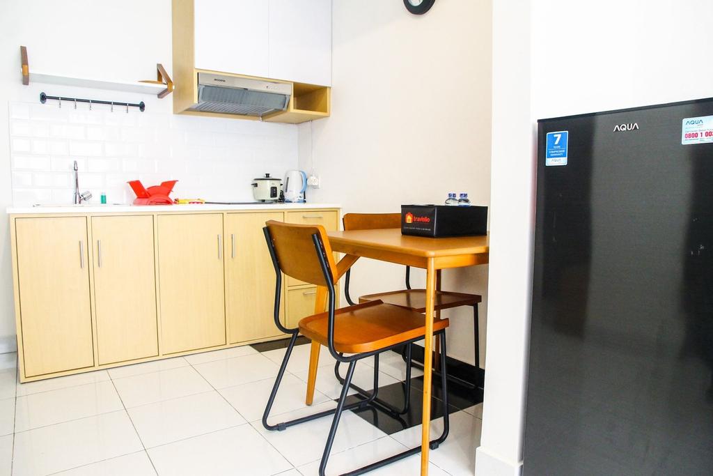 Exclusive 1BR Casa De Parco Apartement, Tangerang Selatan