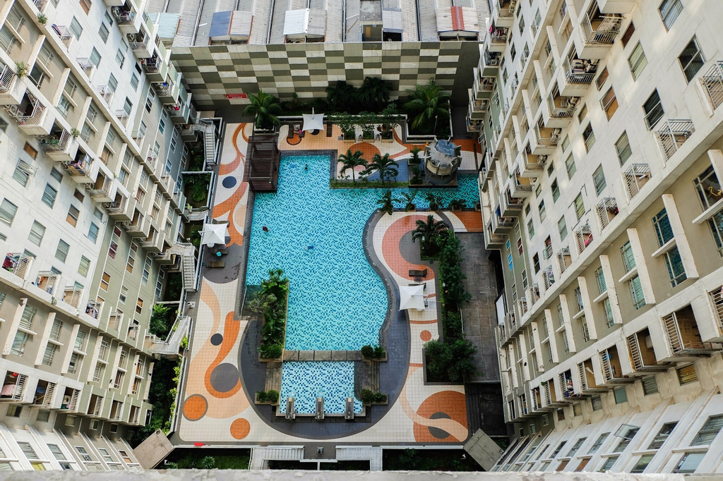 Great Location Sudirman Park 2BR Apartment, Central Jakarta