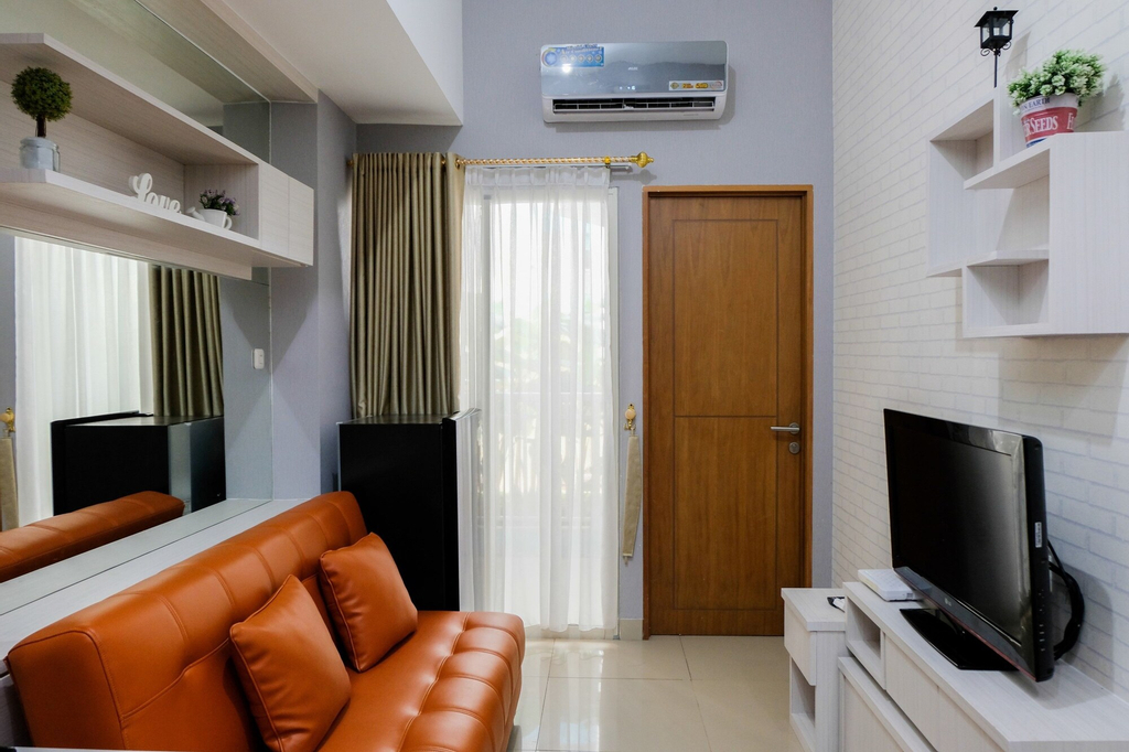 Elegant 2BR at The Nest Puri Apartment, West Jakarta