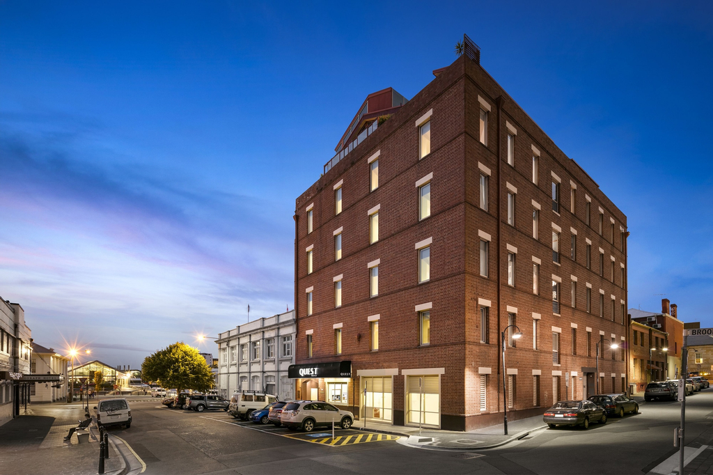 Quest Waterfront Serviced Apartments, Hobart