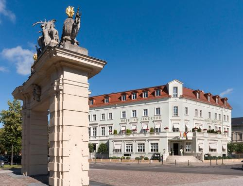 Hotel Am Jagertor, Potsdam