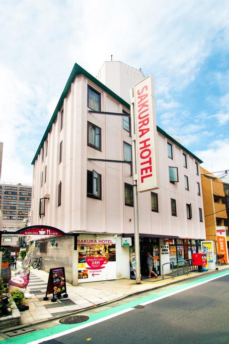 Sakura Hotel Hatagaya, Shibuya