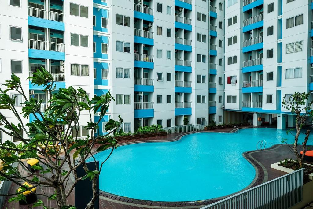 Cozy Studio The Nest Apartment, Jakarta Barat