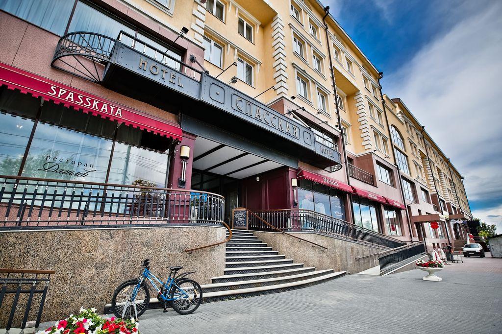 Best Western Plus Spasskaya, Tyumenskiy rayon