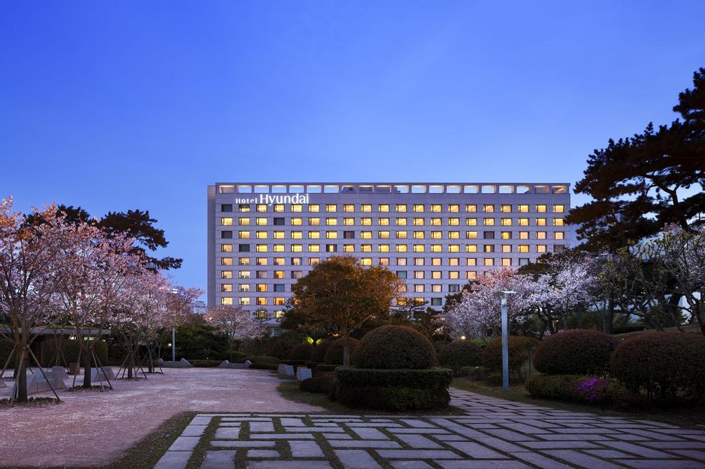 Hotel Hyundai Ulsan, Dong