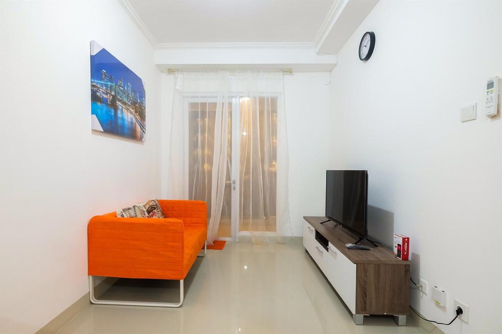 Cozy 2BR Signature Park Grande Apartment MT Haryono, Jakarta Selatan