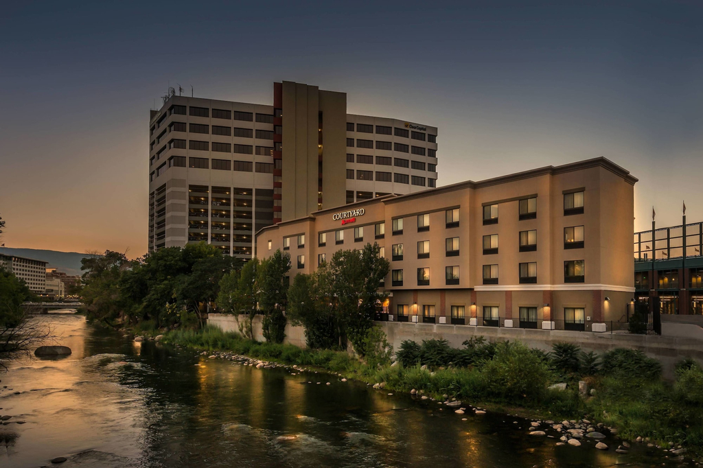 Courtyard Reno Downtown/Riverfront, Washoe