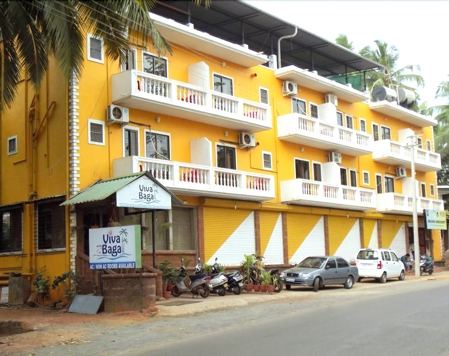 Hotel Viva Baga, North Goa